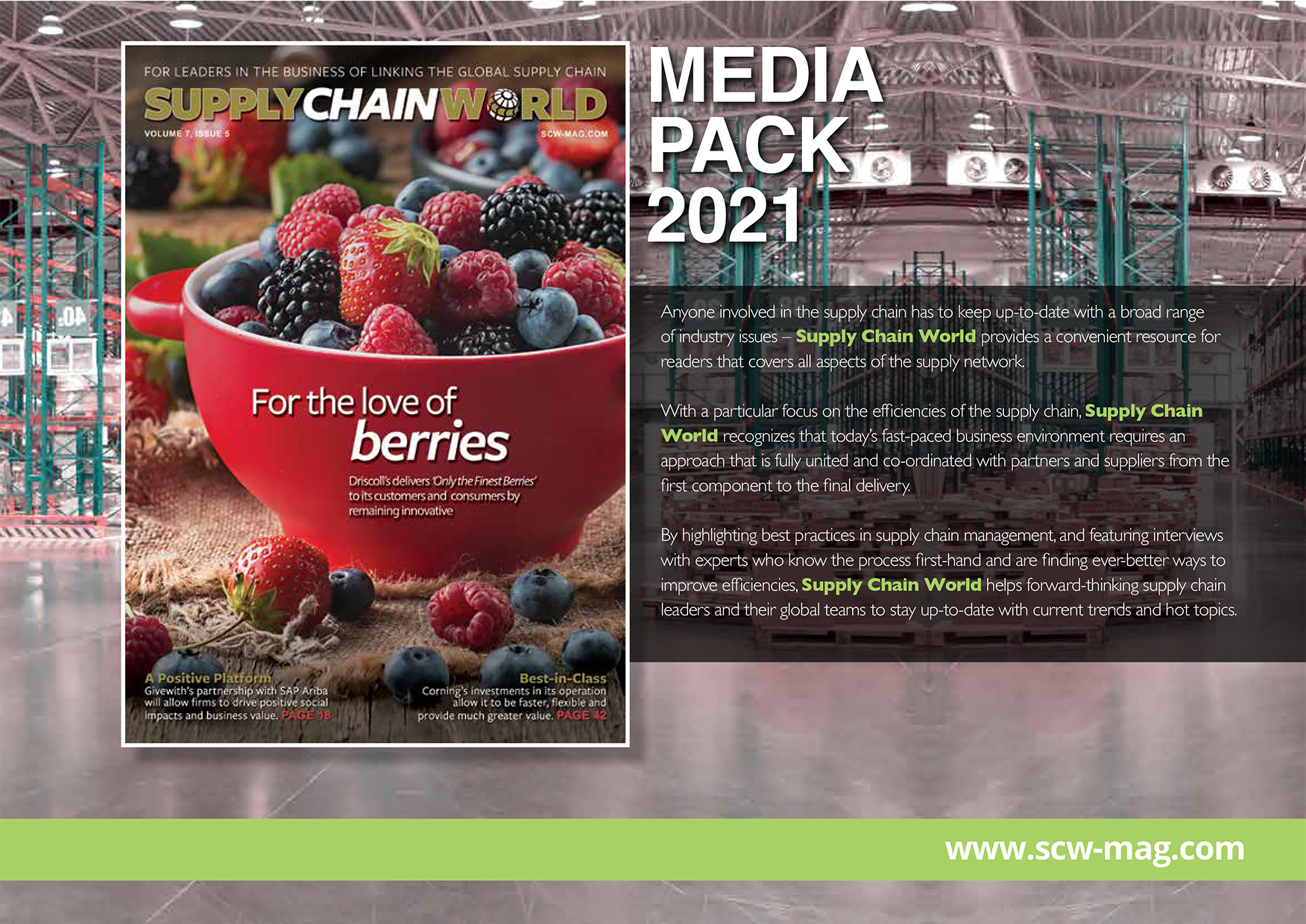 SCW Media Pack 2021 - Front Cover
